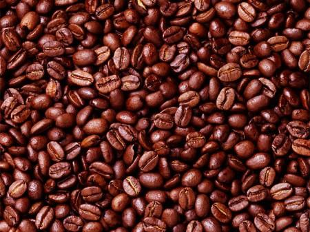 kávová zrnka